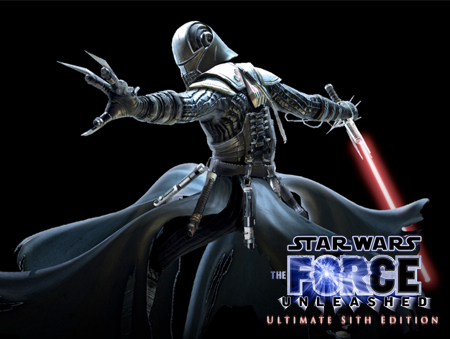 Star Wars: The Force Unleashed Ultimate Sith Edition Sith-lord
