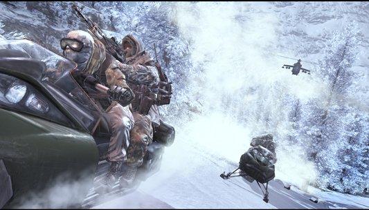 Call of Duty  Modern Warfare 2 Modern_warfare_2-gameplay-2